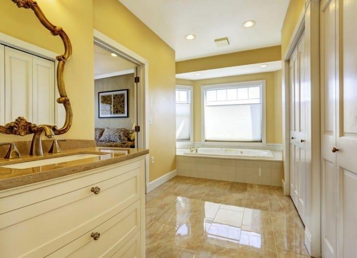 Ceramic Tile Bathroom Floors1 - Ceramic Tile Bathroom Floors - tile-flooring, flooring-installations - Buy in the usa at LLB Flooring LLC