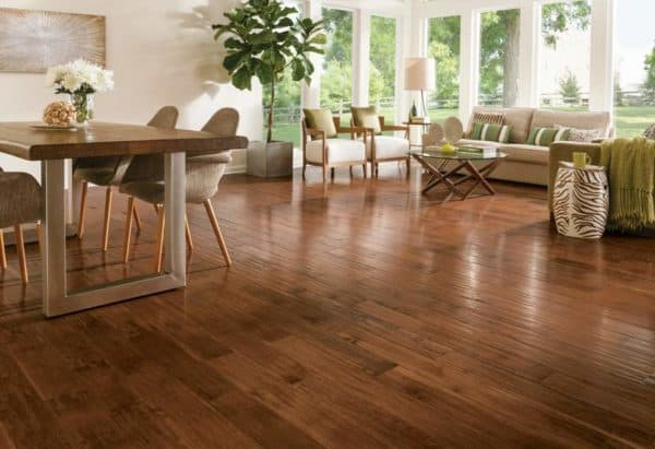Armstrong American Scrape Maple Solid Hardwood LLB Flooring