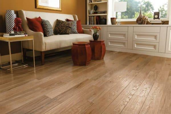 Armstrong American Scrape White Oak Solid Hardwood LLB Flooring