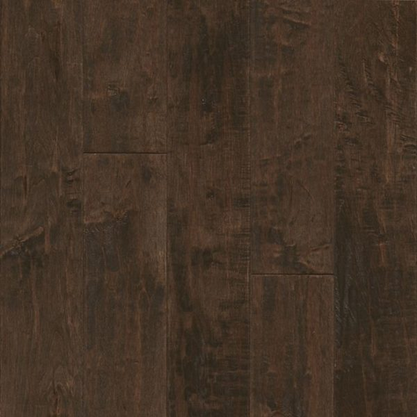Armstrong American Scrape Maple Solid Hardwood SAS516 Brown Ale LLB Flooring