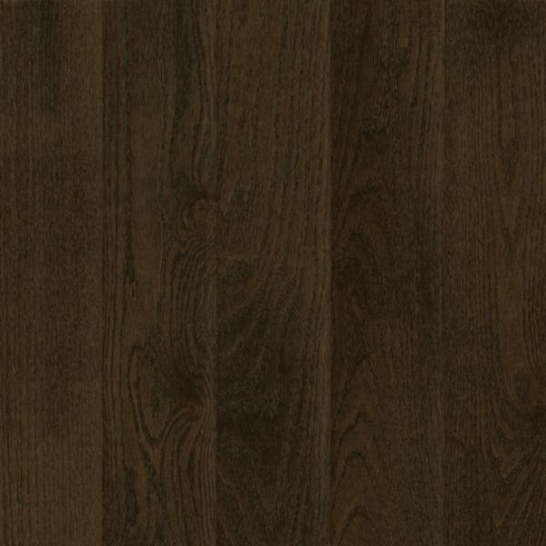 Armstrong Prime Harvest Red Oak Solid Hardwood APK5475LG Blackened Brown LLB Flooring