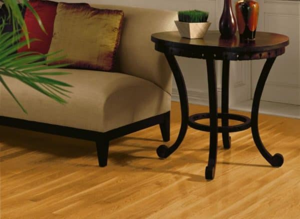 Armstrong Bruce Dundee Plank White Oak Solid Hardwood LLB Flooring
