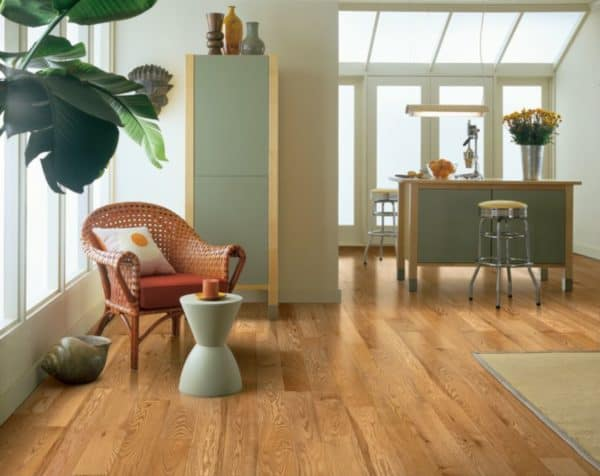 Armstrong Bruce Dundee Plank Red Oak Solid Hardwood LLB Flooring