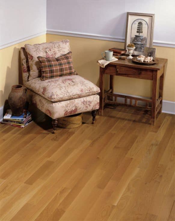 Armstrong Bruce Waltham Plank Oak Solid Hardwood LLB Flooring