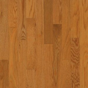 Armstrong Bruce Dundee Plank White Oak Solid Hardwood CB1259 Dundee Butterrum LLB Flooring