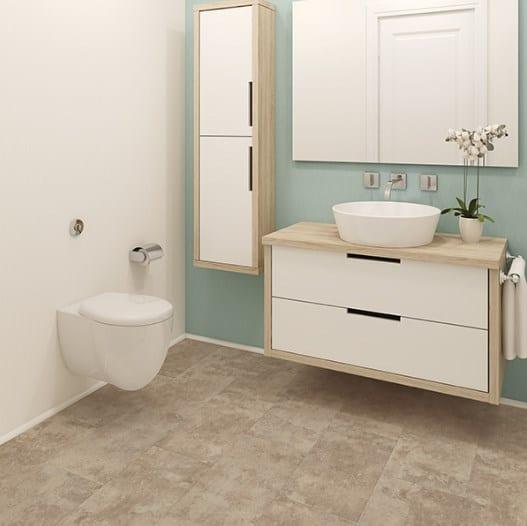 COREtec Fusion Enhanced Tile Luxury vinyl plank and tile LLB Floring