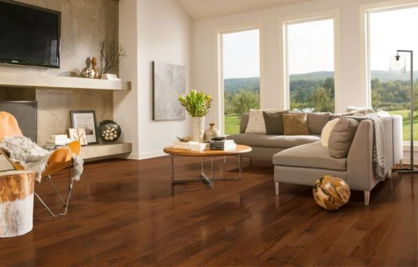 Armstrong Prime Harvest Hickory Solid Hardwood LLB Flooring